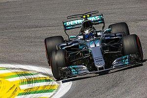 FP3 GP Brasil: Bottas unggul 0,003 detik di depan Hamilton