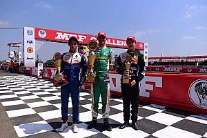 MRF Chennai: Van Kalmthout menangi Race 1, Presley harus puas finis P2