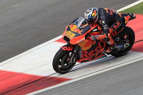 Positive Vorzeichen: KTM verkürzt Rückstand auf die Spitze