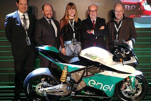 Presentan MotoE el serial de motos eléctricas