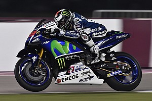 MotoGP Testing report Successful end to Qatar test for Yamaha Dream Duo