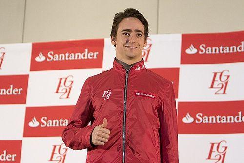 Esteban Gutiérrez considera que el motor Ferrari es confiable