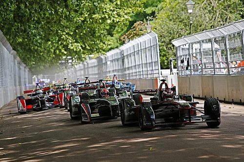 Formula E finalises calendar including London double header