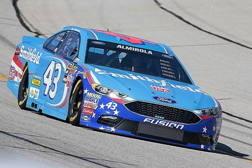 Richard Petty Motorsports downsizes to one-car operation for 2017