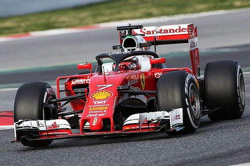 Raikkonen says halo makes little difference to visibility