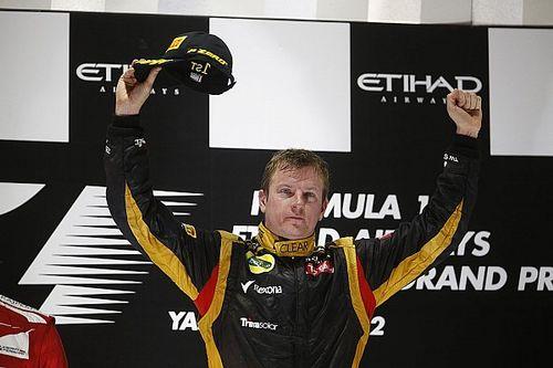 Kimi tendría ocho títulos de F1 en otra época, dice ex ingeniero