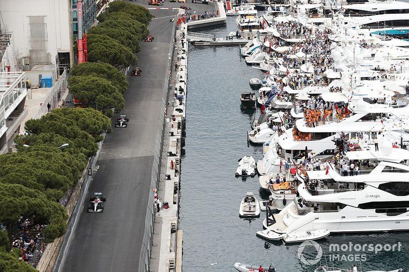 Lo que el sector 3 de Barcelona permite intuir del GP de Mónaco