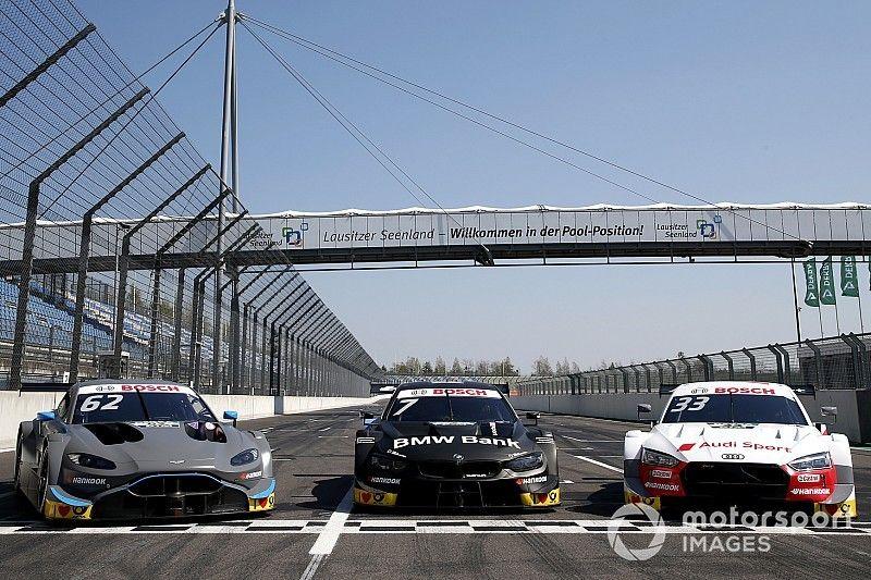 Gesamtergebnis: DTM-Test Lausitzring