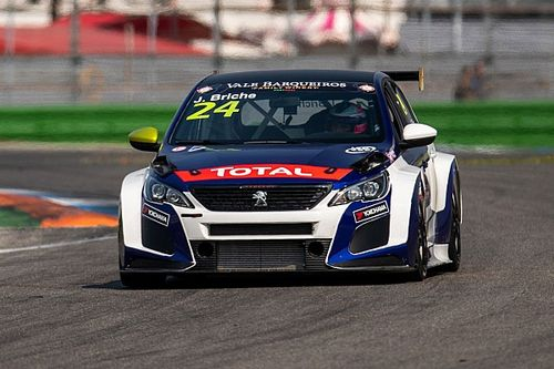 TCR Europe: Julien Briché vola nelle Libere 1 di Spa