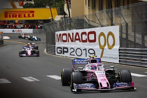 Racing Point heeft vertrouwen in herstel na twee puntloze GP's