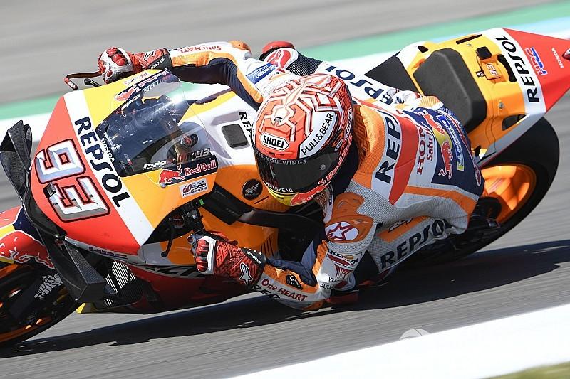 """Marquez: """"Se la Yamaha può vincere su un circuito, penso che sia questo"""""""