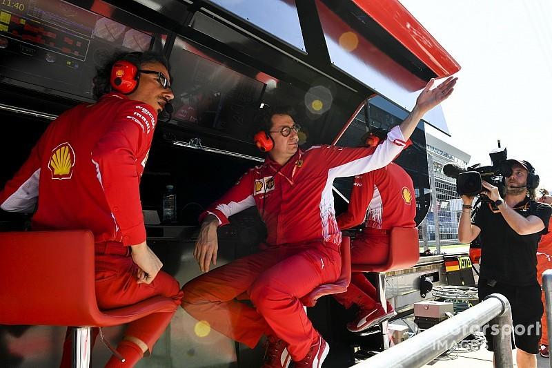 Binottónak köszönheti a Ferrari, hogy nem alakult ki pánik