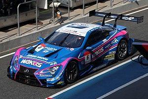 スーパーGT第4戦タイ予選速報:6号車WAKO'S 4CR LC500がポール獲得!
