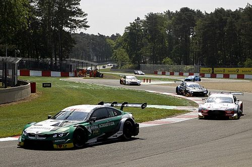 Penalised Wittmann apologised to Frijns for clash