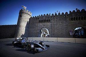 Онлайн. Гран При Азербайджана: третья тренировка