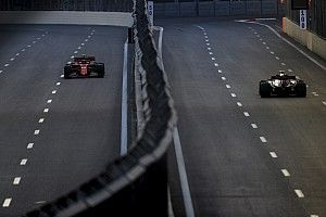 LIVE F1 - Les qualifications du GP d'Azerbaïdjan en direct
