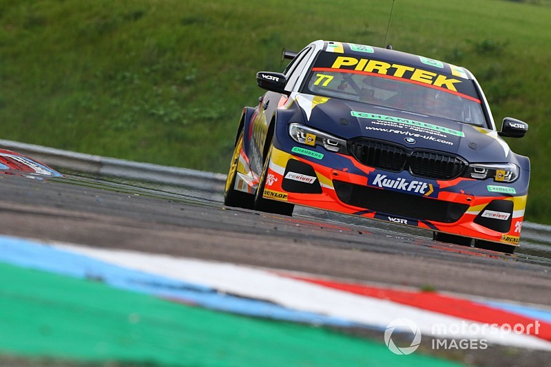 Croft BTCC: Jordan takes dominant lights-to-flag win