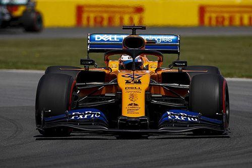 Sainz recebe punição de grid após incidente com Albon no Canadá