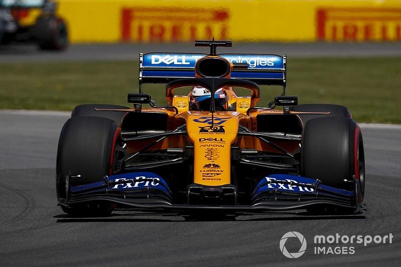 Sainz gets grid penalty for Albon incident