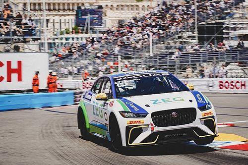 Com dobradinha brasileira, Cacá Bueno vence em Mônaco na Jaguar I-PACE eTROPHY