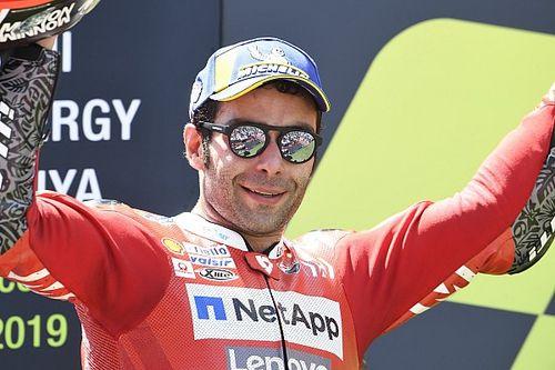 Officieel: Petrucci verlengt contract bij Ducati