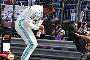 Hamiltonból kiszakadtak az érzelmek, sikerét Laudának ajánlja