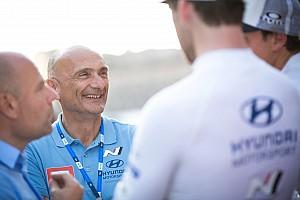 Tarquini sprawdził i20 Coupe WRC