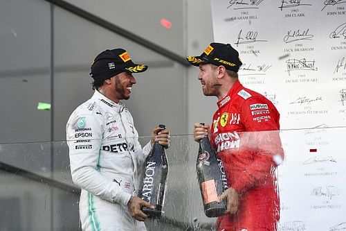 "Ferrari: Vettel, not Hamilton, is ""first choice"" for 2021"