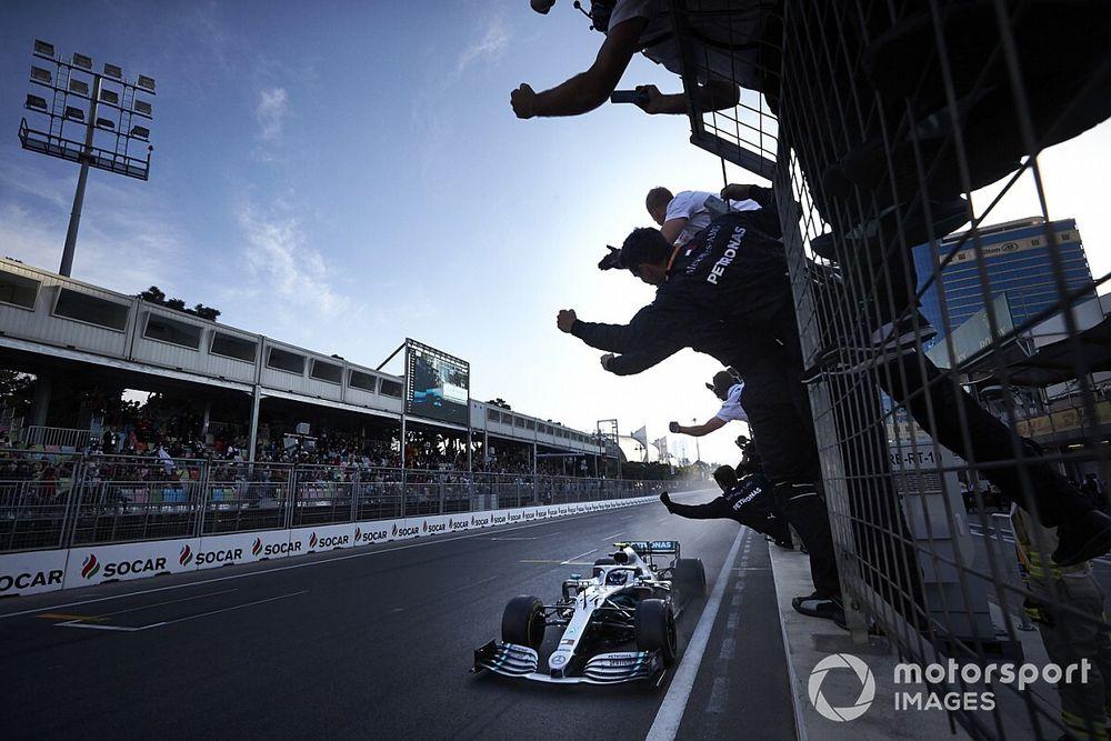 5 conclusiones del Gran Premio de Azerbaiyán