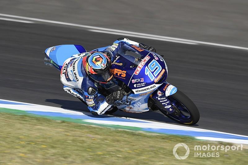 Moto3 Catalunya: Rodrigo amankan pole, Ogura impresif