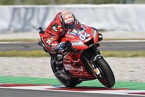 "Dovizioso: ""La diferencia con la F1 es que MotoGP escucha a sus pilotos"""