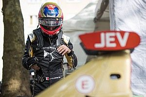 Vergne 'forbidding' himself from FE title thoughts