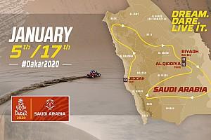 El Dakar presenta su primer proyecto en Arabia Saudita