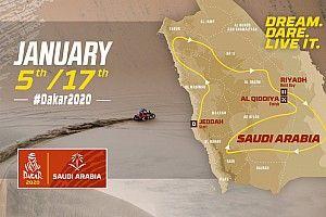 El Dakar presenta su primer proyecto en Arabia Saudí