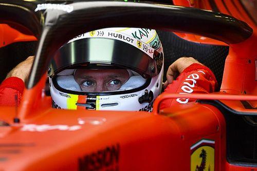 """Vettel prudente: """"Speriamo di essere molto vicini alle Mercedes domani"""""""