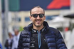 """库比卡仍然""""享受""""2019年F1回归生涯"""