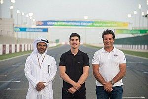 Vinales kolaborasi dengan Qatar Motorsports Academy