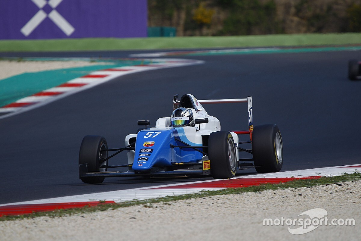 Conclusi i test collettivi di Formula 4 all'Hungaroring