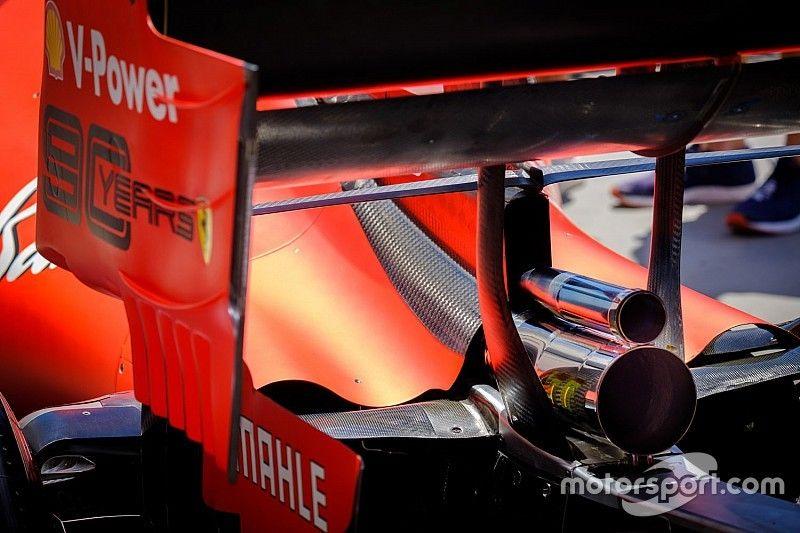 Ferrari estrenará en Bélgica un motor con 20 CV extra