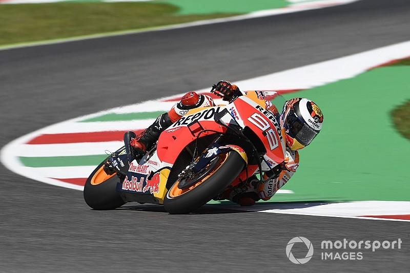 MotoGP: Lorenzo coloca esperanças em nova carenagem da Honda no próximo mês