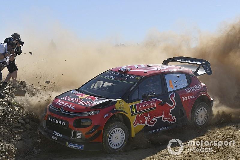 WRC, Rally del Portogallo, PS17: Tanak risponde da campione. Lappi, sospensione K.O.