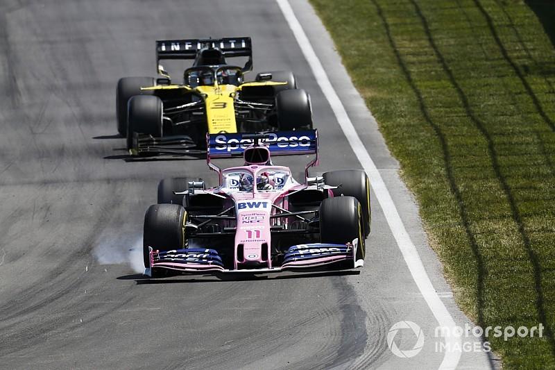 """Racing Point ziet kansen: """"Oplossen balansproblemen is cruciaal"""""""