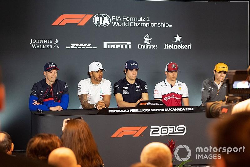 Fransa GP basın toplantısı programı açıklandı