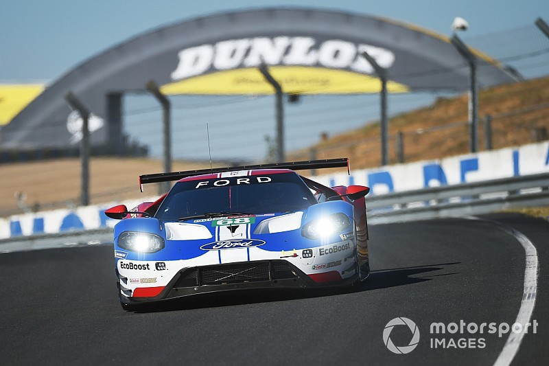 Multimatic still pushing for privateer Ford WEC entry