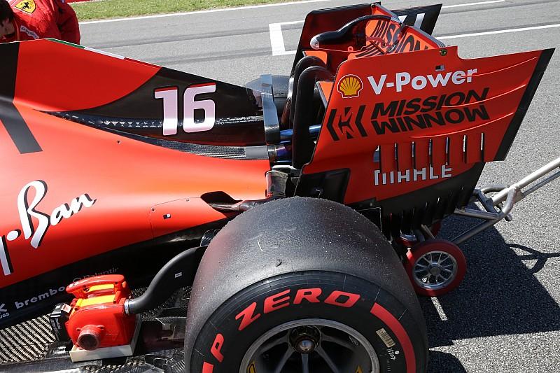 На Ferrari Феттеля заменили масляный насос. Говорят, в плохой квалификации виноват именно он