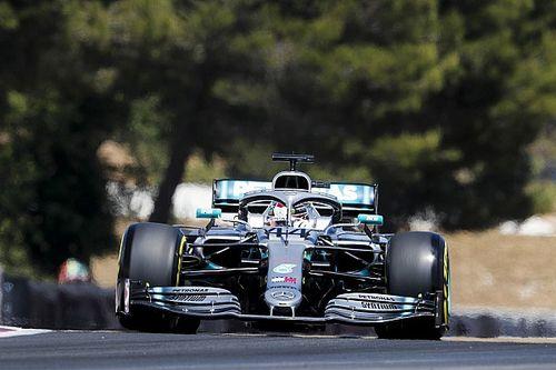 Pole strepitosa per Hamilton nel GP di Francia, la Ferrari paga sei decimi!