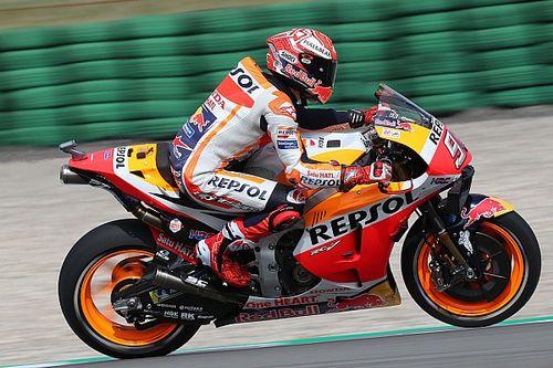 Márquez: Quedas de Lorenzo mostram quão difícil é a Honda
