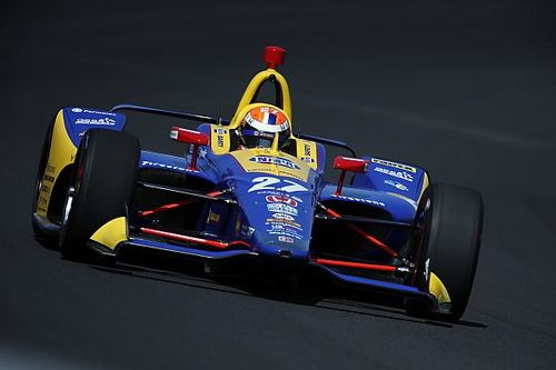 Alexander Rossi crava pole para corrida 1 da IndyCar em Detroit