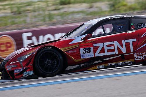 38号車ZENT、クラス最後尾から追い上げ7位「できることは最大限やった」