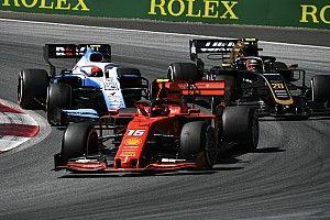 """Ferrari a """"honte"""" du vote des teams contre les pneus 2018"""